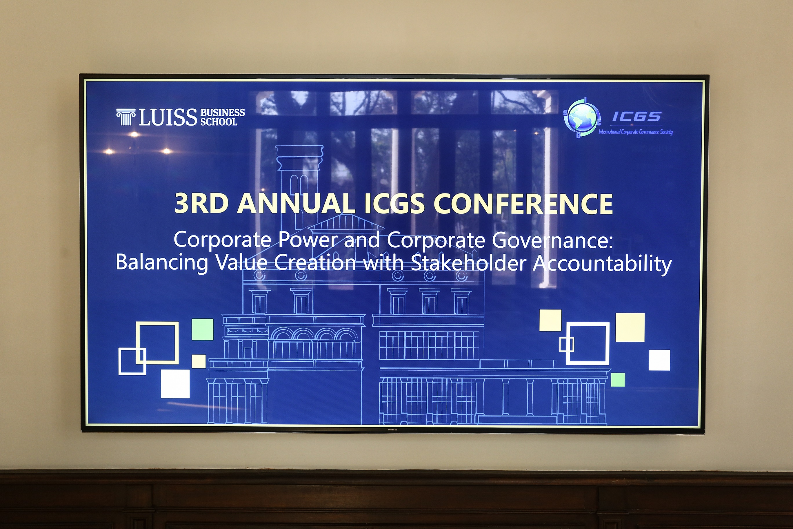 3RD Annual ICGS Conference LBS Villa Blanc 01092017