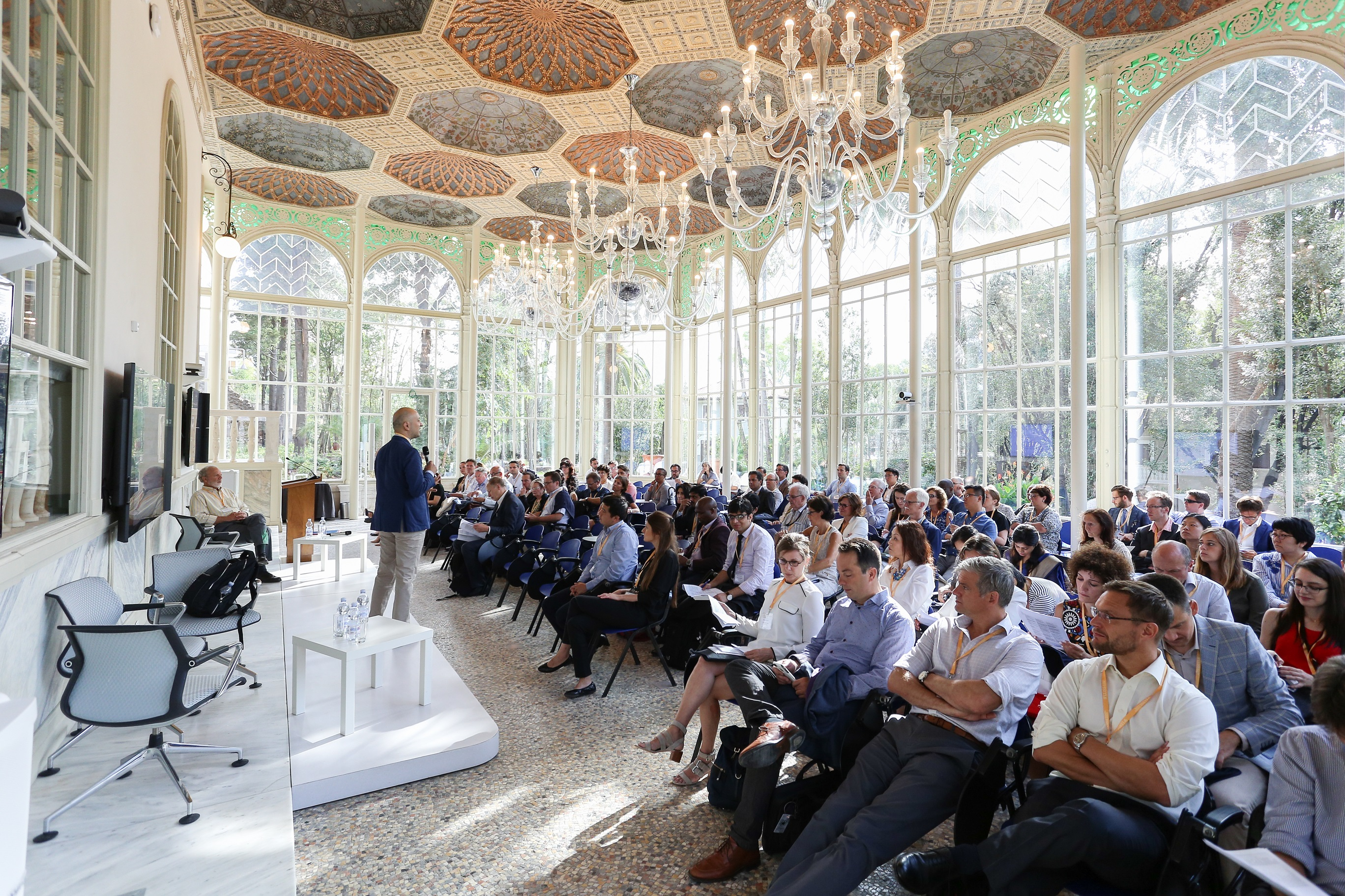 3RD Annual ICGS Conference LBS Villa Blanc 02092017